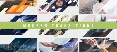 Modern Transitions 10 Pack Volume 4