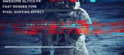 Pixel Sorting Trailer