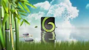 Nature Logo Revealer