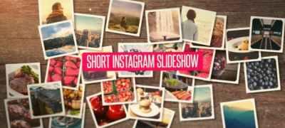 Short Instagram Slideshow