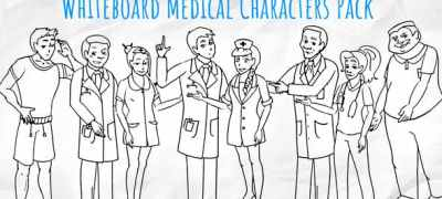 Medical Characters - Healthcare Whiteboard Animation