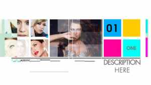 Clean Elegant Slide Show-Multi Video