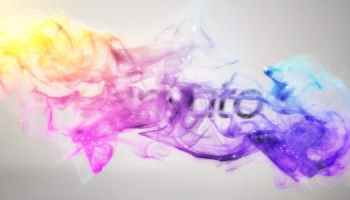 After Effects Projects | Download Butterfly Particle Logo