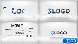 Corporate Logo Intro