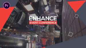 Enhance Event Promotion | Essential Graphics | Mogrt