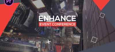 Enhance Event Promotion | Essential Graphics | Mogrt