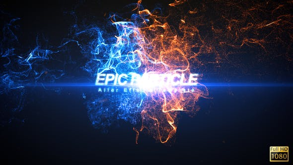 Download Epic Particle Reveal – FREE Videohive