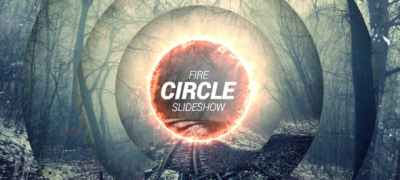 Fire Circle Slideshow