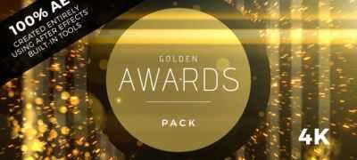 Golden Awards Event Pack