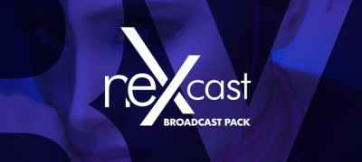 NEXcast | Broadcast & TV Identity Package