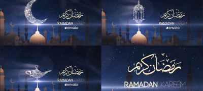 Ramadan Kareem | After Effects Template