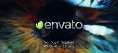 Eye Logo | After Effects Template