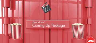 Broadcast Coming Up Next Package