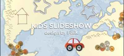 Kids Slideshow II | After Effects Template