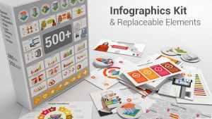 Infographics Set & Elements