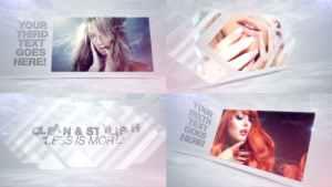Clean Fashion Slideshow