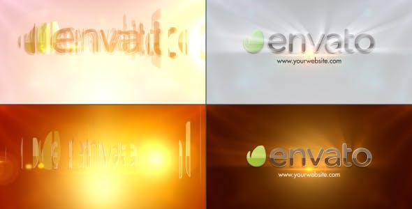 Download Elegant Rays Logo – FREE Videohive