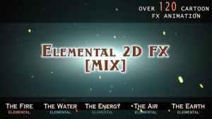 Elemental 2D FX [MIX]