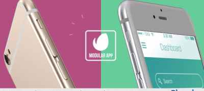 Modular App Promo