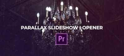 Parallax Slideshow I Opener Premiere Pro
