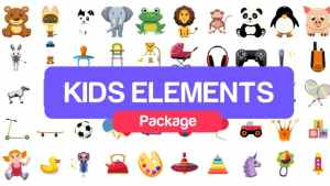 Kids Elements Package