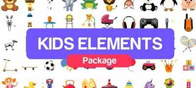 Kids Elements Package