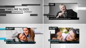Timeline Slides