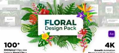 Floral Design Pack