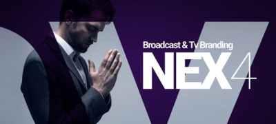 NEX4 | Broadcast & TV Identity Package