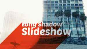 Long Shadow Slideshow