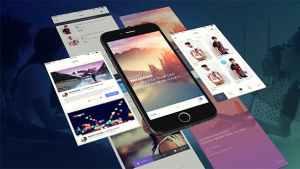 Phone App Presentation Template