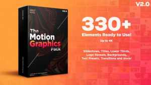 Motion Graphics Pack V2