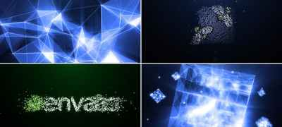 Plexus of particles