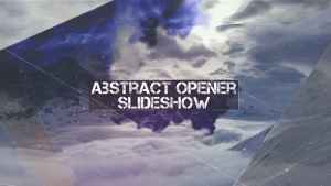Abstract Opener - Slideshow