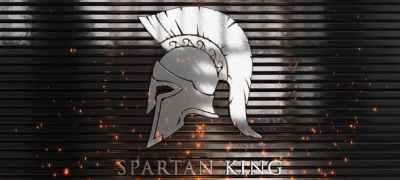 Epic 3D Metal Logo