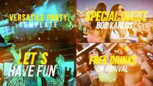 Versatile Party