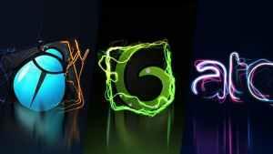 Electric logo intros