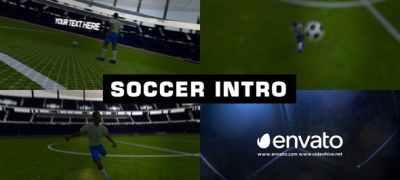 Soccer Intro Opener