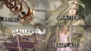 Retro Shatter Gallery