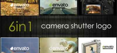 Camera Shutter Logo