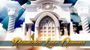 Ramadan Logo Opener