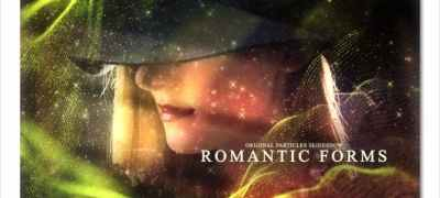 Romantic Forms Particles Slideshow