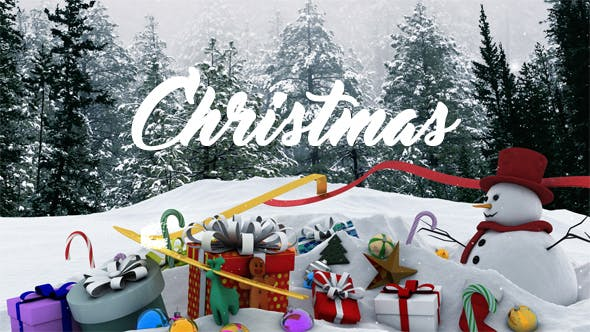 Download Christmas – FREE Videohive