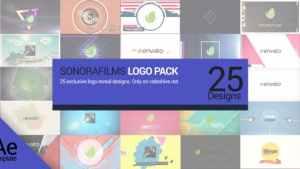 Sonorafilms Logo Pack
