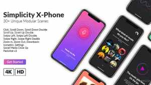 Simplicity X-Phone Promo