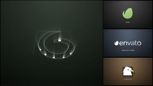 Download Elegant Light Logo – FREE Videohive