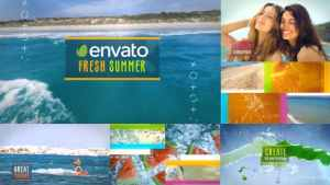 Stylish Summer Slideshow