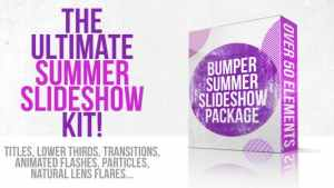 Bumper Summer Slideshow Package