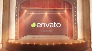 Theatre Curtain Logo