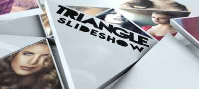 Triangle Slideshow